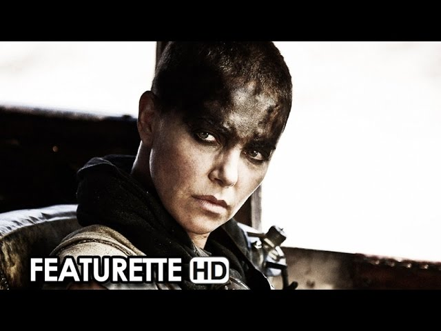 Mad Max: Fury Road  Featurette 'Furiosa' (2015) - Charlize Theron HD