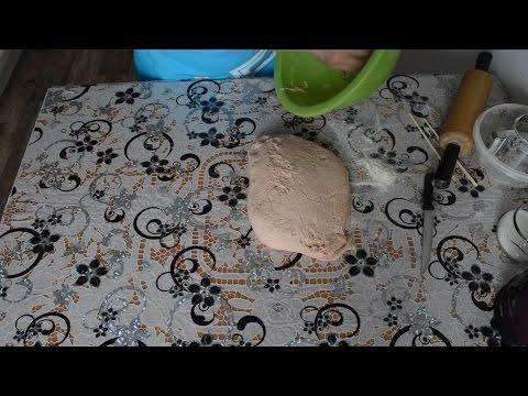 Дрожжевое тесто на пироги и булочки