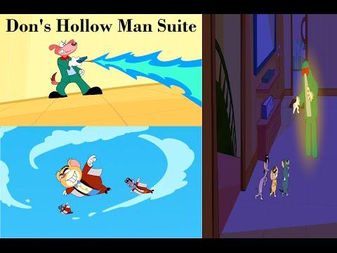 Rat-A-Tat | Chotoonz Kids Cartoon Videos-'DONS HOLLOW MAN SUPER SUITE'