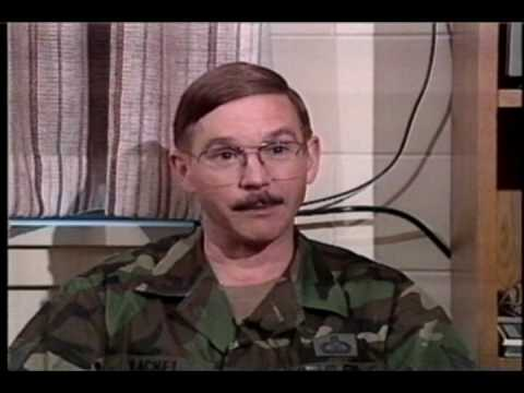 MSgt. Murray Kachel Feature - Ham Radio