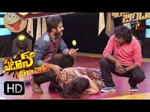 Patas Punches | 6th January  2017 | Full Episode 93 | ETV Plus thumbnail