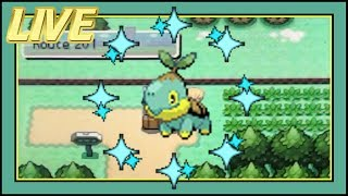 LIVE! Shiny Turtwig Turns Blue in the Face After 2,574 Treehouses Built [Platinum]