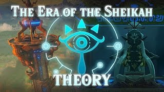 The Era of the Sheikah (Zelda: Breath of the Wild Theory)