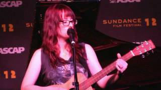 "Ingrid Michaelson- ""How We Love"" (720p HD) Live at Sundance on January 26, 2012"