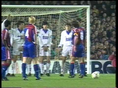 Barcelona - Real Madrid 5 - 0  1993 - 1994 video