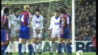 Barcelona - Real Madrid 5 - 0  1993 - 1994