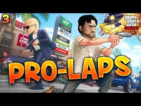 Fanta et Bob dans GTA V - Ep. 3 : PRO-LAPS !
