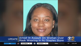 Woman Charged In Staples Mask Confrontation