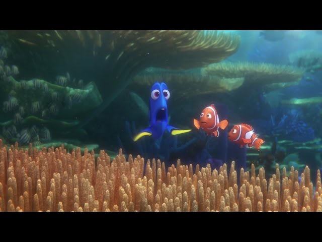 Finding Dory - Official Trailer #1