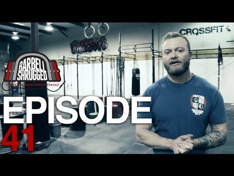 Strength vs Endurance in CrossFit - Barbell Shrugged Episode 41