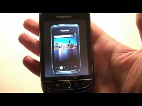 How To Master Reset / Data Erase A Blackberry Torch 9800