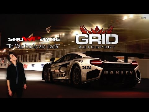 Grid Autosport (CZ Game Let's play)