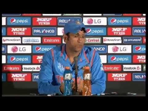 QF2 Live Post Match Press Conference Bangladesh v India - Melbourne