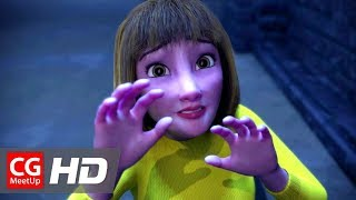 "CGI Animated Short Film: ""Anxious Haunt"" by Tristan Salzmann 