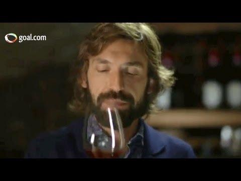 Andrea Pirlo - winemaker