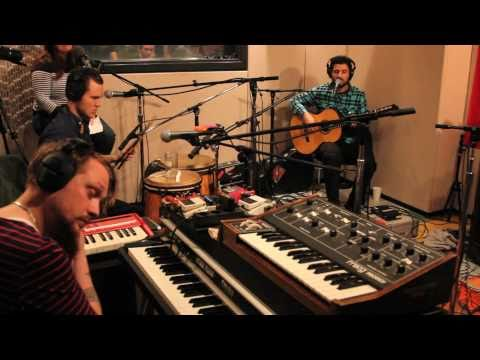 Junip - Howl (Live on KEXP)