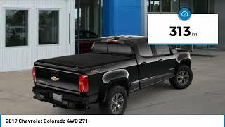 2019 Chevrolet Colorado 19-163
