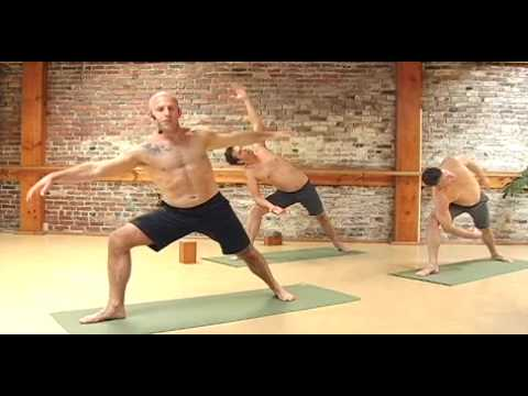 Yoga With Les Class 20 - All Levels Vinyasa