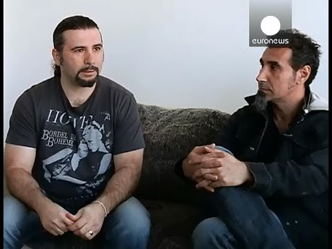 System Of A Down - Euronews Interview 2015