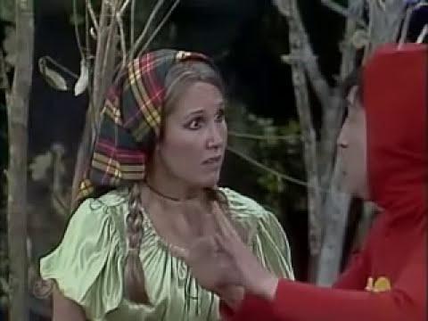 El Chapulín Colorado *Cuento de Brujas* parte 1-3 (1976)