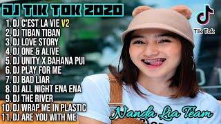 Dj Tik Tok Terbaru 2020 | Dj C'est La Vie Full Album Remix 2020 Full Bass Viral Enak