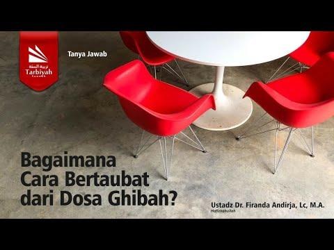 Soal Jawab | Bagaimana Cara Bertaubat Dari Dosa Ghibah?? - Ustadz Firanda Andirja, M.A.