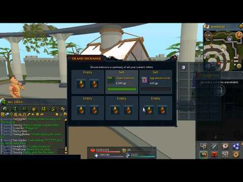 Runescape 3 Money Making Guide 2014 | 6M Per Hour