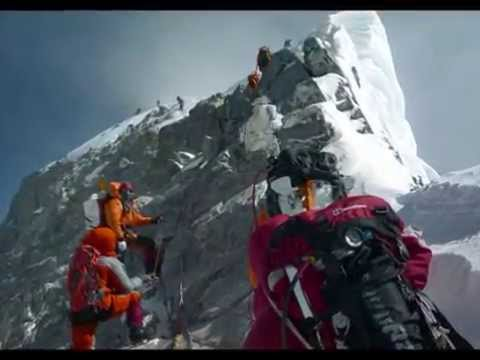 Nepal May Install Ladders on Everest's Hillary Step | BREAKING NEWS - 1 APRIL 2014