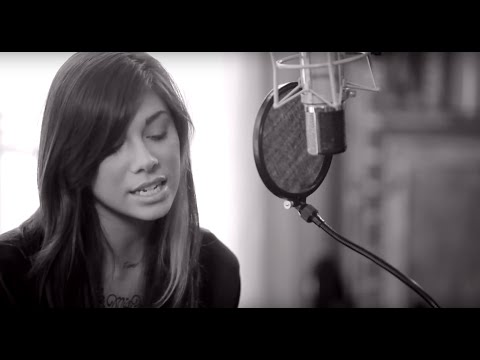 Christina Perri Ft. Jason Mraz - Distance[acoustic] video
