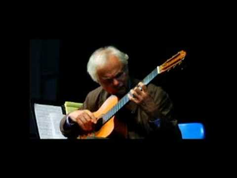 An Evening With Gene Bertoncini part 1