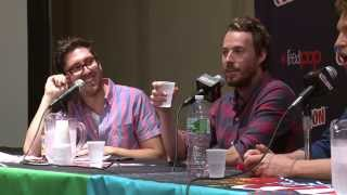 Jake and Amir at NY ComicCon with Pete Holmes Episode 1