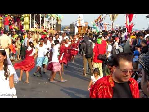 Goa Carnival 2013 Panjim Floats - I