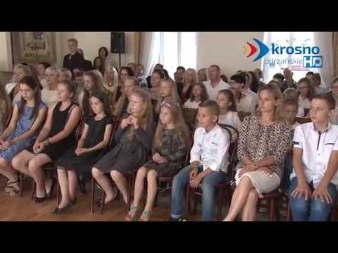 Młodzi, Zdolni I Na Medal Nagrodzeni - 22.07.2016 R. - Krosno24.tv