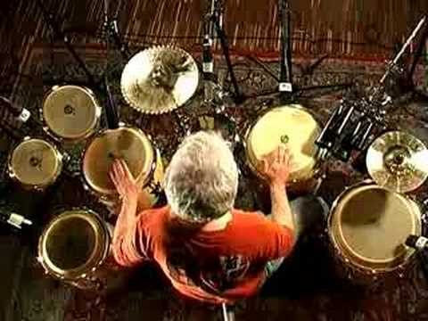 Marco Fadda - Congas Handrums Video