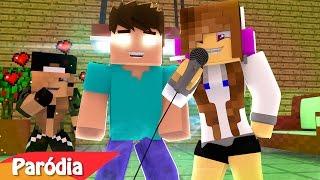 Download Lagu Minecraft: PARÓDIA DESPACITO ft BIBI - Chega Disso (Luis Fonsi, Daddy Yankee ft. Justin Bieber) Gratis STAFABAND