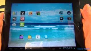 Обзор планшета Ritmix RMD-1035