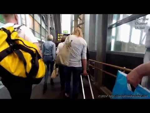 GoPro | Oslo International Airport | Duty Free Shopping | Flight DY815