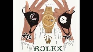 Ayo Teo Rolex Prod BL D BackPack Miller rolexchallenge