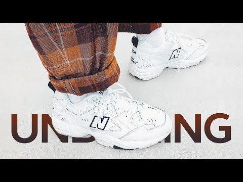 Ретро-кроссовки New Balance 608! Отцы Air Monarch и настоящие Dad Shoes