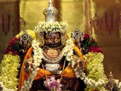 Prayer on the Ten Incarnations of Vishnu (Narasimha) - Dasavathara...