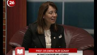 Günlük | Ak Parti Esk Mv Prof.Dr.Emine Nur Günay