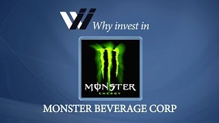 Monster Beverage Corp - Why Invest in