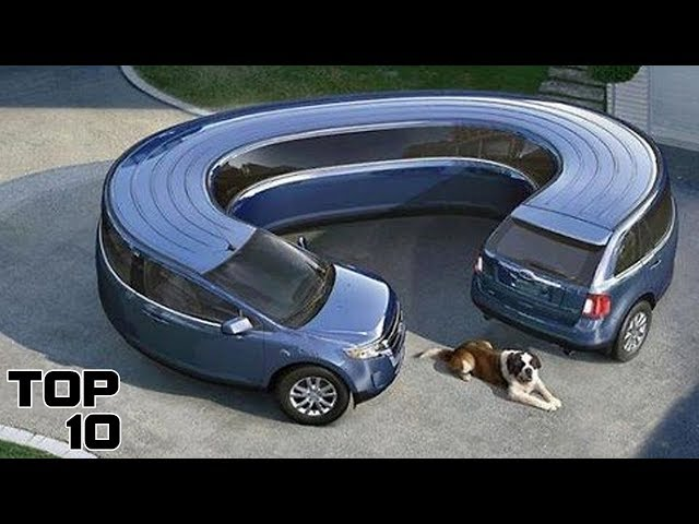 Top 10 Crazy Cars You Won't Believe Exist