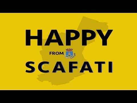 HAPPY from SCAFATI- ( SALERNO ) Official Video #PharrelWilliams - Nato dall'incontro di persone e personalità diverse, ma legate dall'unico desiderio di far ...