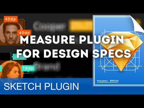 Measure Plugin for Design Specs • Sketch 3 Plugins Tutorial & Design Workflow
