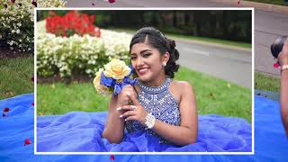 QUINCEANERA HIGHLIGHTS -  SHARON DALAY
