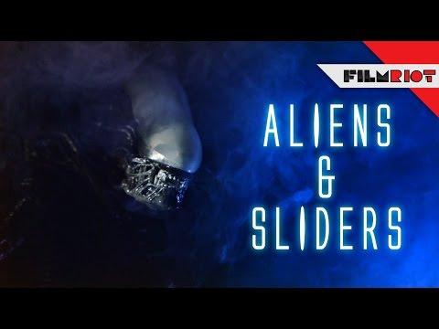 Aliens & The Rhino Camera Slider!