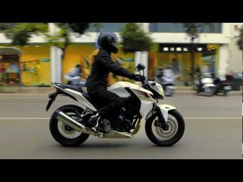 HONDA CB500R.CB 500X and CB500F PROMO 2013