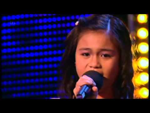 BRITAIN'S GOT TALENT 2013 - ARIXSANDRA LIBANTINO (11 YRS)