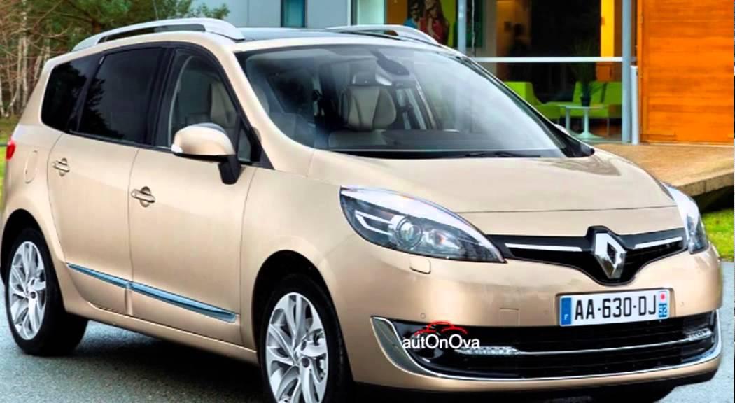Renault Scenic 2013 - YouTube